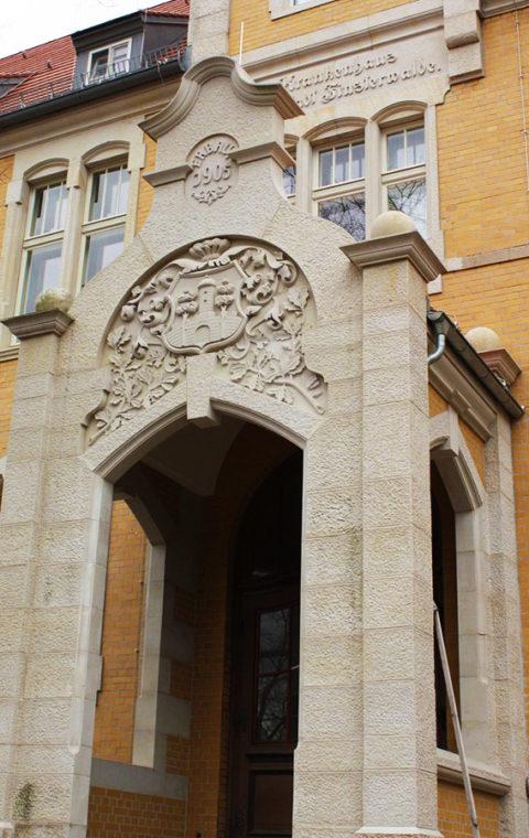 Restauration Krankenhaus Finsterwalde