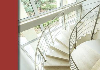 Treppen & Fenster